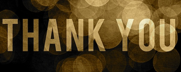 thank you from mike and jennifer cornerstone community church